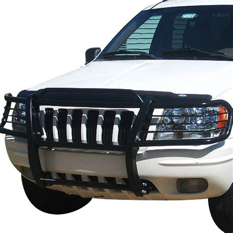 jeep front grill guard 99 04 jeep grand wj front bumper protector brush