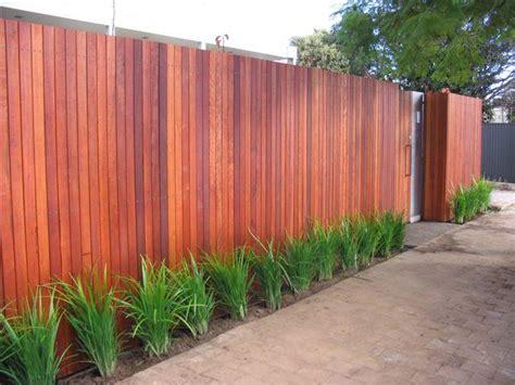 outdoor inspiration fences merbau fencing taylor fencing australia hipages com au
