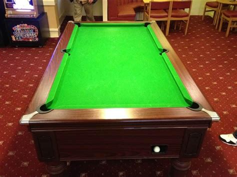 pool table recovering conwy wales pool table