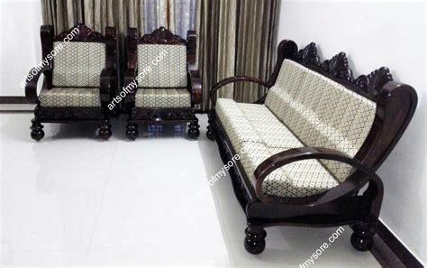 Rosewood Sofa Set Arts Of Mysore Rosewood Furniture Thesofa