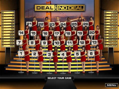 Play Deal Or No Deal And Win 2016 Deal Or No Deal
