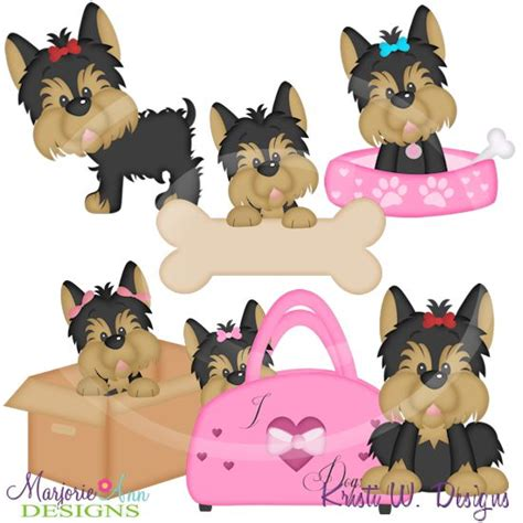 yorkie svg 17 best images about marjorie svg files on ghostbusters cutting files