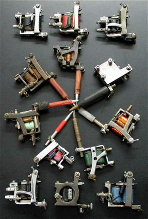 tattoo machine builders brown 28 machine builders part i of iv