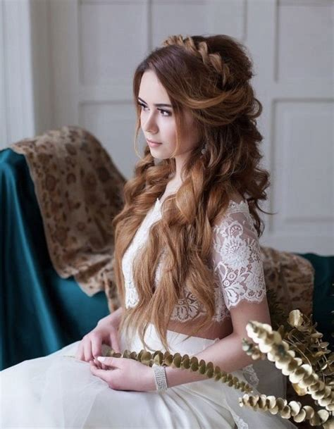 celtic wedding hairstyles princess braided bridal hairstyles updos princess braid