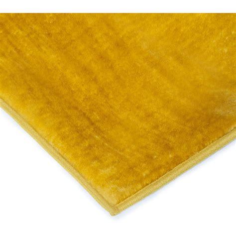 canapé jaune moutarde salon marocain moderne noiretrose