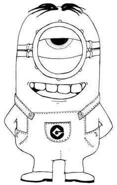 minions stuart playing guitar coloring page in this beautiful picture stuart is playing guitar print