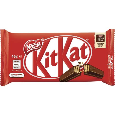 Kit Cat by Nestle Kit Bar 45g Woolworths