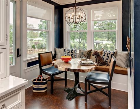 breakfast nook ideas kitchen traditional with none none breakfast nook lighting lighting ideas