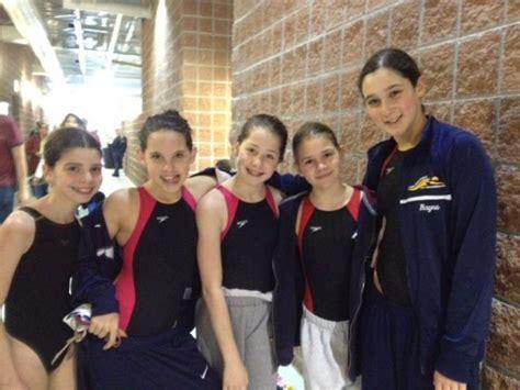 patten university legit jcc swim team members place at nj jr olympics