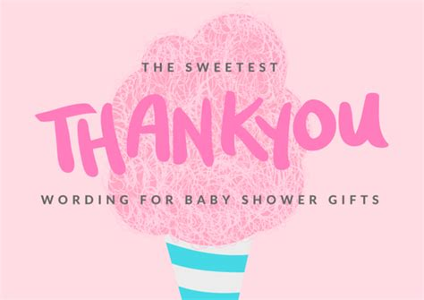 Baby Shower Thank You Note Wording by Baby Shower Thank You Notes Free Wording Exles