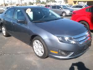 Ford Fusion Se Used 2011 Ford Fusion Se At Rocky S Mesa
