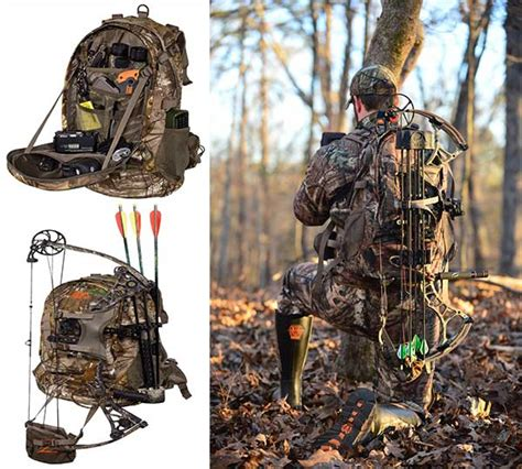 bow carrier backpack pursuit bow backpack cool sh t i buy