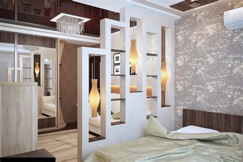 Room Dividers For Bedroom 26 Ideas For The Delimitation Room Divider Ideas For Bedroom