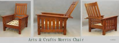 arts and crafts morris chair by dryadstudios on deviantart