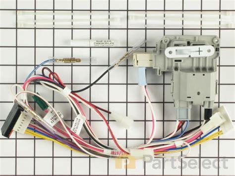 frigidaire 137523400 door lock switch kit partselect ca
