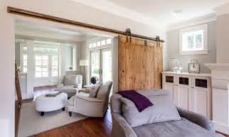 living room door 50 ways to use interior sliding barn doors in your home