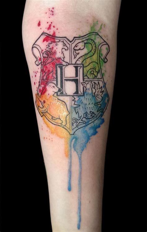 hogwarts tattoo hogwarts hogwarts and tattoos and on