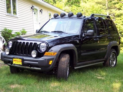 black jeep liberty 2005 nhliberty 2005 jeep liberty specs photos modification