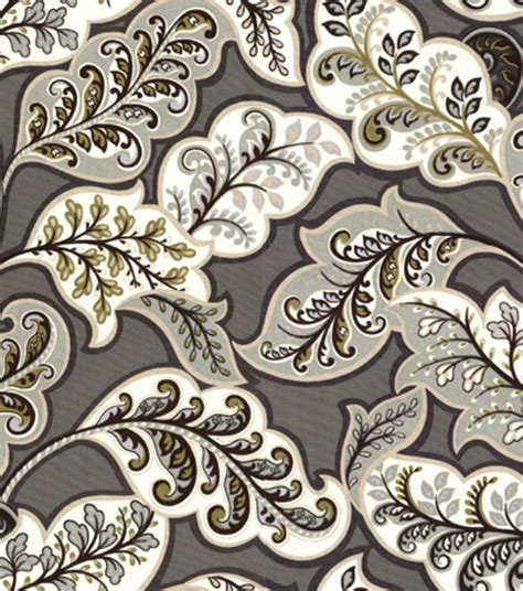 Deco Upholstery Fabric by Hgtv Home Upholstery Fabric Deco Drama Zinc Jo