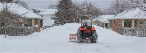 snow removal al s lawn garden chatham kent