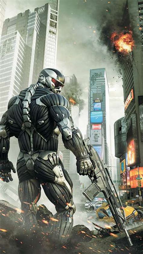 wallpaper game mobile crysis 2 wallpapers or desktop backgrounds