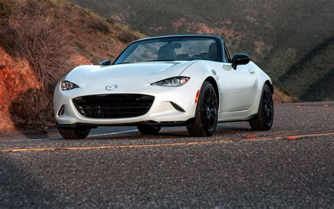 mazda north american which sports cars get good gas mileage 10 fair options