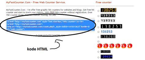 cara membuat html yang keren cara membuat total pageview yang keren pada blog belajar