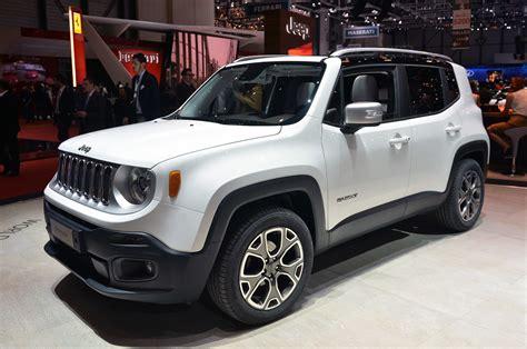 jeep renegade  una nueva pequena suv  el mundo lista de carros