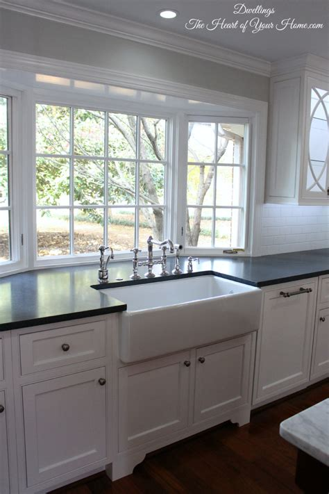 Home And Design Show In Charleston Sc Kitchen Tour Our New Farmhouse Style Kitchen Dwellings
