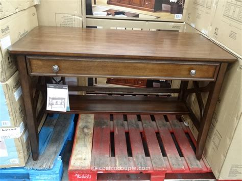 Writing Desk Costco by Bayside Furnishings Cavallino Writing Desk
