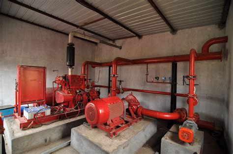 Pompa Hydrant Fm Approved Room Iotaautomation