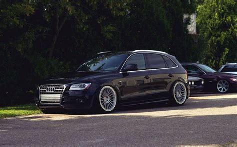 volkswagen audi group oh my lowered q5 things that make you go vroooom