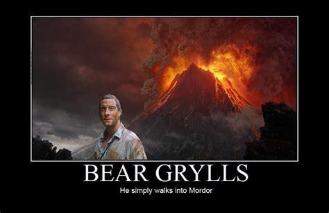 Mordor Meme - redwood forest walkabout memes