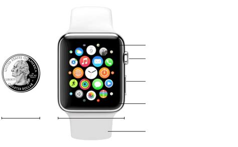 iphone watch layout the iphone 6 goes big as apple aims small with a