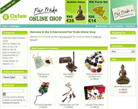 Oxfam Ireland Fair Trade Shop oxfam ireland fair trade shop jean o brien