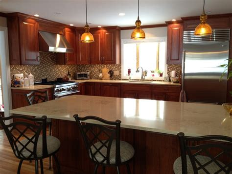 Kitchen Cabinets Danbury Ct Dynasty By Omega Cabinetry Kitchens By Design Danbury Ct Transitional Kitchen New York