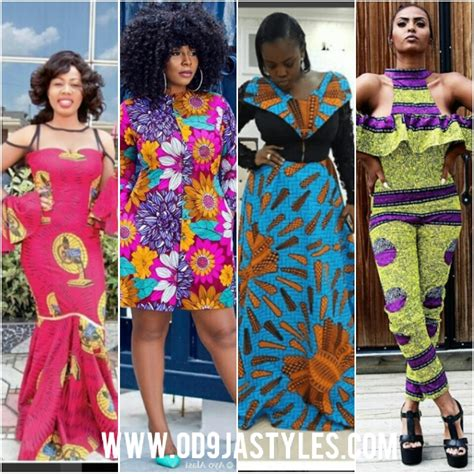 pictures of all nigerian celebrities new styles of ponytail hair african print dresses and new ankara styles trending in