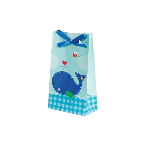 ahoy baby shower favour bags ahoy baby shower