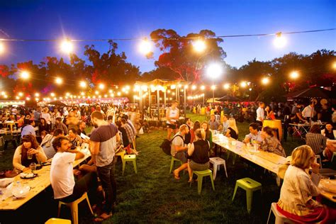 hawkers market melbourne new year citywide foodie serves up free flavoursome events