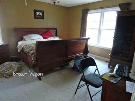 declutter bedroom declutter mission master bedroom brown vegan