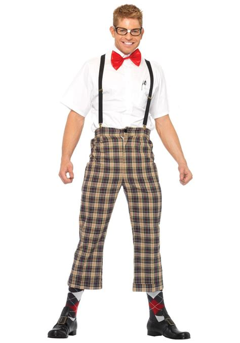nerd costume hairstyles funny male halloween costume ideas nerd outfits