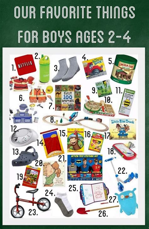 christmas presents boys 2 3 years our favorite things for boys ages 2 4 boy gift ideas
