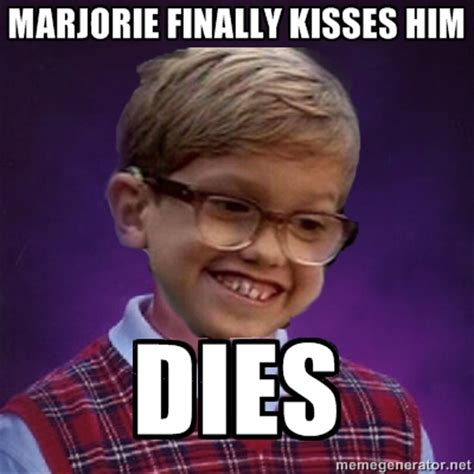 Simon Meme - bad luck simon bad luck brian know your meme