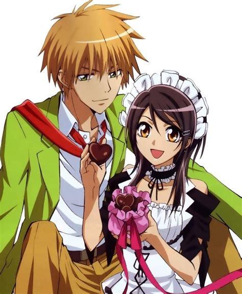 kaichou wa sama list animes recomendados kaichou wa sama