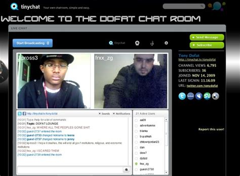 tinychat live room tinychat launches live portal to take on ustream and techcrunch