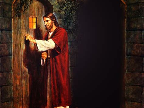 Jesus Knocking At The Door Images by An Arkies Musings Unforgivable