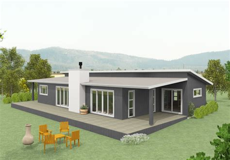 Mono Pitch House Plans Monopitch Roof Mono Pitch Roof On The Perimeter Of A Flat Roof Extension With Two Domed Roof
