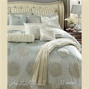 michael amini harlington luxury bedding set cmw sheets