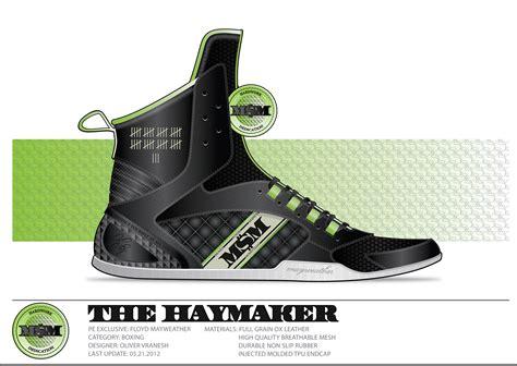 mayweather shoe mayweather boxing shoe by oliver vranesh at coroflot com