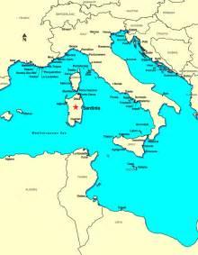 Sardinia Italy Map sardinia italy discount cruises last minute cruises